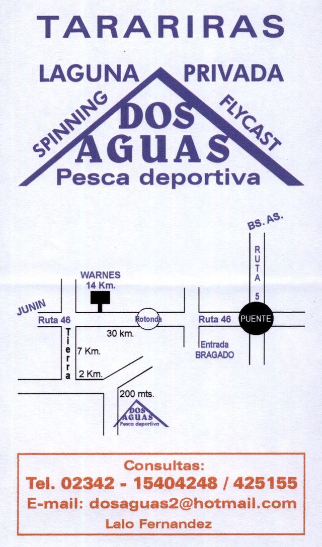 Laguna Dos Aguas - Bragado