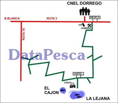 La Lejana (Cnel Dorrego)