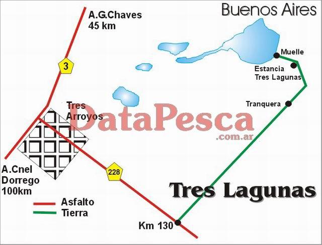 Tres Lagunas Estancia(Tres Arroyos)