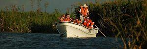 Esteros del Iberá, pesca deportiva en aguas de Argentina